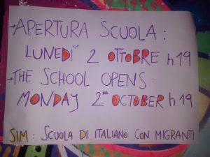 Lezioni Scuola Italiano con Migranti @ Xm24 | Bologna | Emilia-Romagna | Italia