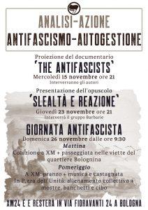 """Presentazione opuscolo """"Slealtà e Reazione"""" @ Xm24   Bologna   Emilia-Romagna   Italia"""