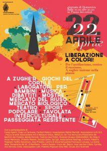LIBERAZIONE A COLORI @ Piazza dei Colori | Bologna | Emilia-Romagna | Italia