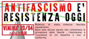 Dibattito: ANTIFASCISMO E' RESISTENZA OGGI + Malco [Mix] / Still Life @ Xm24 | Bologna | Emilia-Romagna | Italia