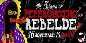 Sagra del Peperoncino Rebelde @ Xm24 | Bologna | Emilia-Romagna | Italia