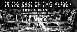 In The Dust Of This Planet - Punk/Sludge/Hardcore/Metal Nite @ Xm24