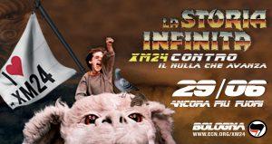 29/06 - Con XM24, contro il nulla che avanza @ Bologna