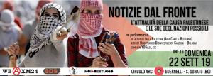 NOTIZIE DAL FRONTE @ Circolo ARCI - Guernelli