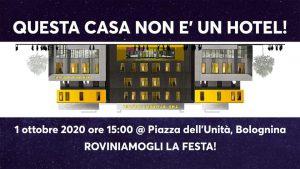 QUESTA CASA NON È UN HOTEL @ Piazza dell'unità